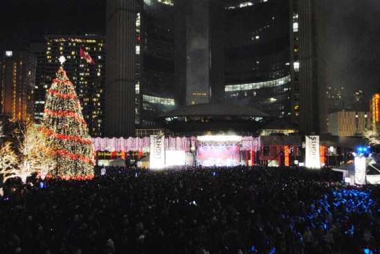 Cavalcade of Lights 2009