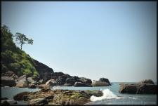 Around Monkey Island 1- Palolem,  Goa