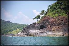 Around Monkey Island 2- Palolem,  Goa