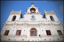 Church of the Imaculate Conception 1 - Panjim Goa