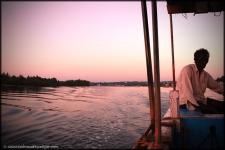 Lone Boatsman