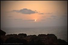 Sunset at Chapora   Goa