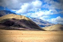 Leh.. Place where a famous song from the Bollywood movie Tashan was shot