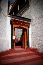 Entrance to the Likir Monastery