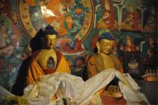 Buddha at Likir Monastery