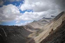 View enroute Khardungla pass