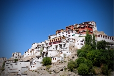 Thikse Monastery, Shey, Ladakh