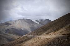 Descent from Tanglang La