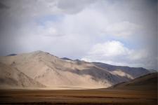 Landscape around more plains