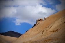 Natural rock formations at Pang - 2