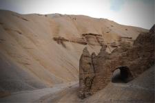 Natural rock formations at Pang - 3