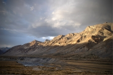 Enroute to our camp at Sarchu, Himachal Pradesh - 2