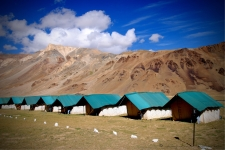 Mulkila Adventure Camps, Sarchu