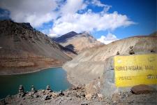 Suraj Tal, Baralacha La Pass