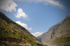 Enroute to Rohtang Pass
