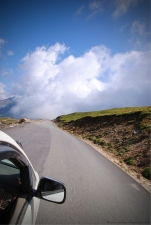 Dash to the clouds, Rohtang Pass