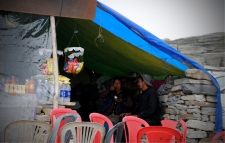Dhaba at Rohtang Pass