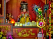 Hainan Temple - Muntri street