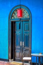 Interior - Blue Mansion